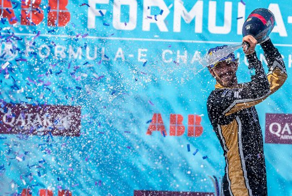 Jean-Éric Wins Second Race of the Double-Header in New York City
