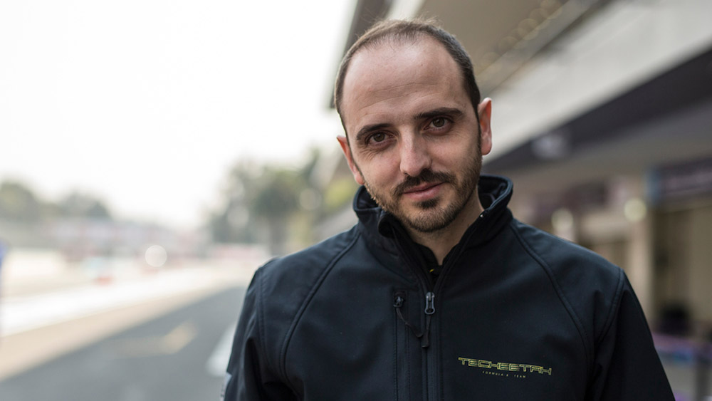 Leo Thomas, DS TECHEETAH Race Director, Modis' Engineer of the Year Award Shortlist