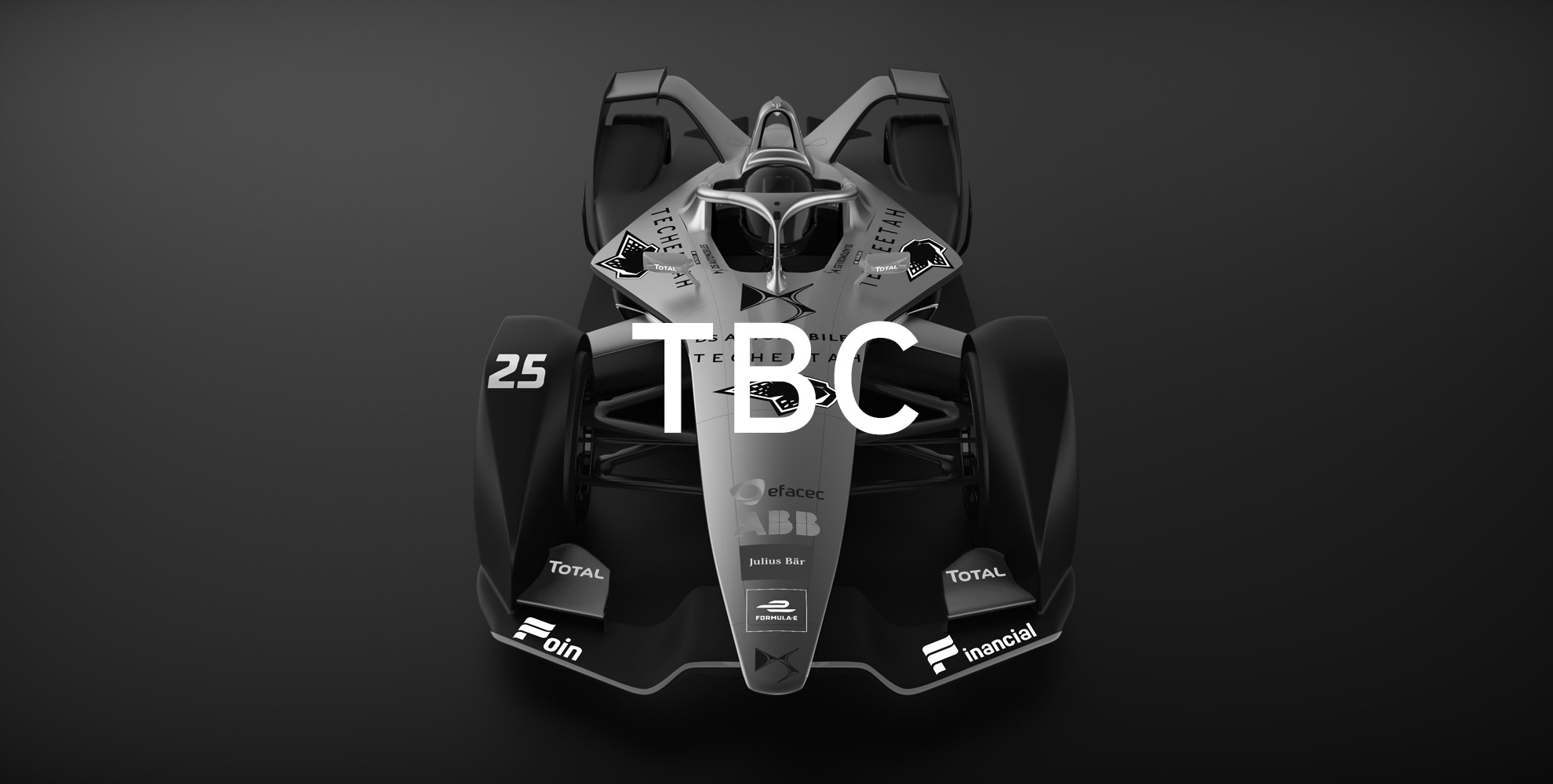 DS TECHEETAH Formula E track map coming soon placeholder