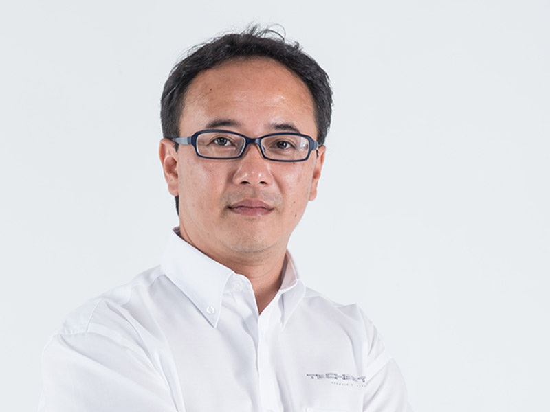 Ivan Yim, DS TECHEETAH Managing Director