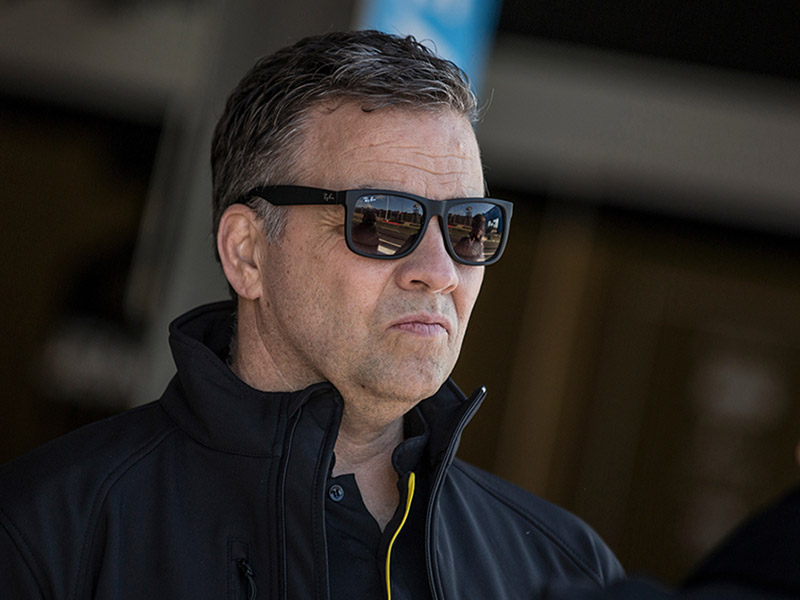 Keith Smout, DS TECHEETAH Chief Commercial Officer