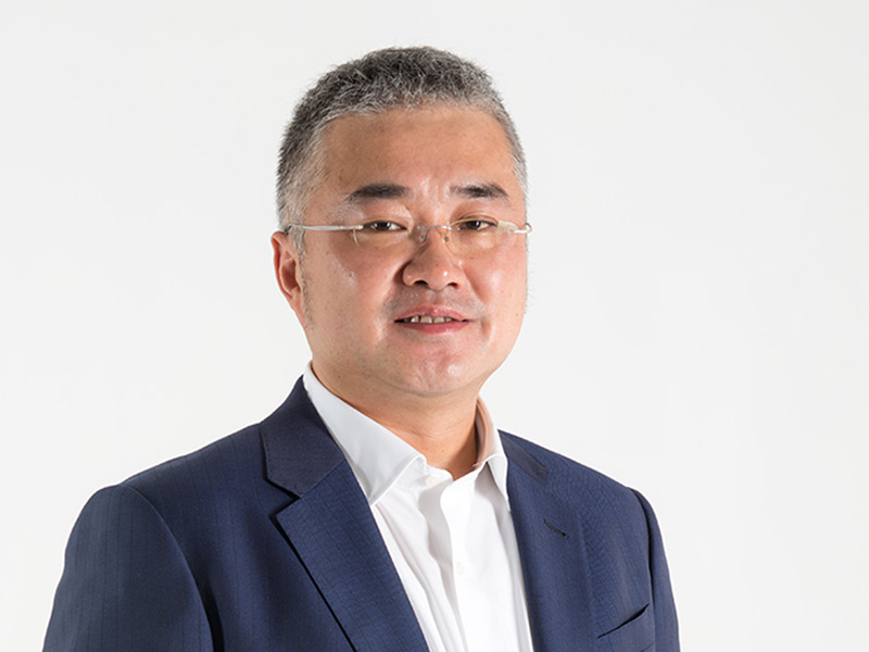 Sheng Li, DS TECHEETAH Chairman