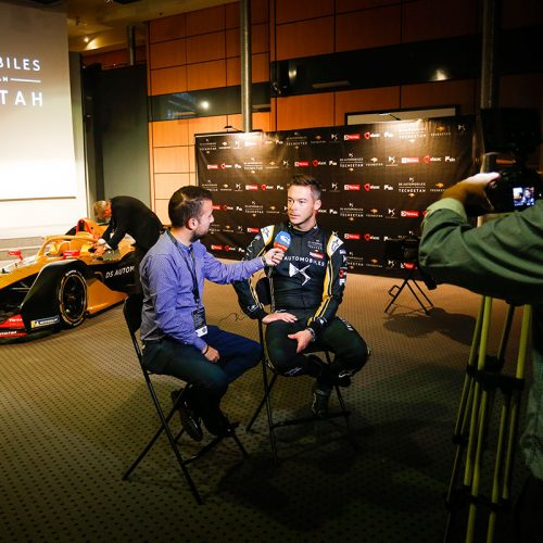 André Lotterer in interviews