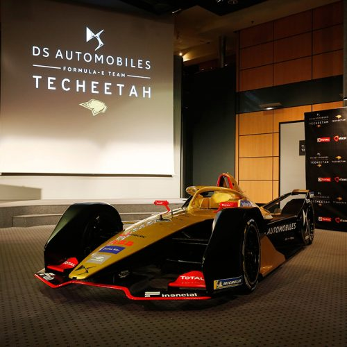 DS E-TENSE FE19 at the DS TECHEETAH team launch (2)