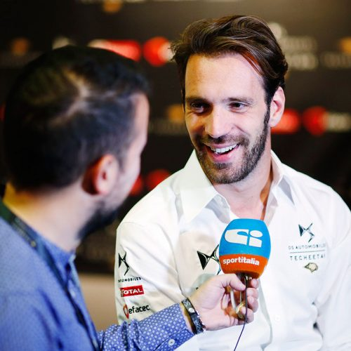 Jean-Éric Vergne in interviews (1)