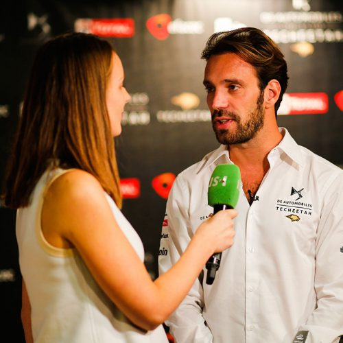Jean-Éric Vergne in interviews (2)