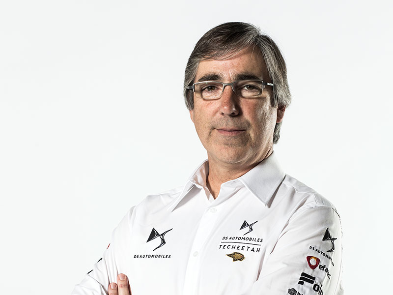 Mark Preston, DS TECHEETAH Team Principal