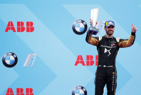 JEV podium Berlin