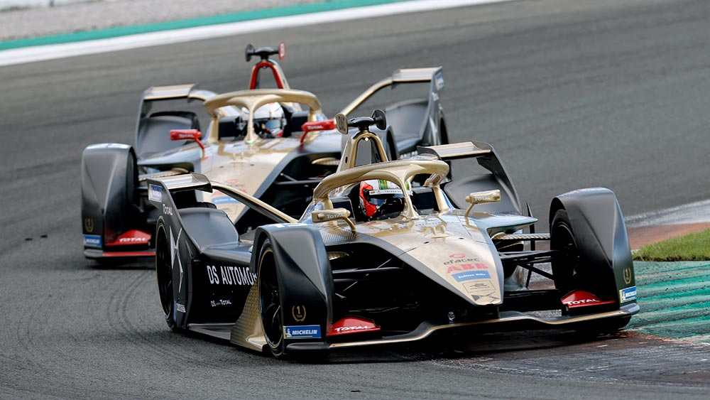 DS E-TENSE-FE20 Testing Week Valencia | DS TECHEETAH