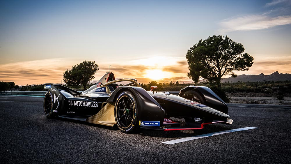 DS TECHEETAH reveals the DS E-TENSE FE20