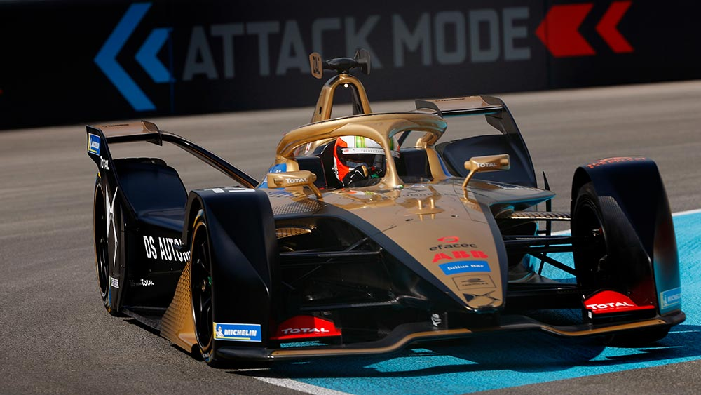 DS TECHEETAH in Diriyah | DS TECHEETAH