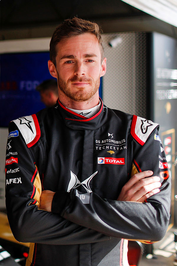 James Rossiter DS TECHEETAH driver Season 6